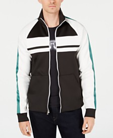 Michael Kors Men's Track Jacket, Created for Macy's