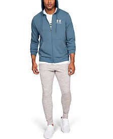 Under Armour Men's Sportstyle Terry Full Zip