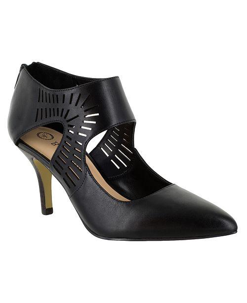 f7c9a6524a1 Bella Vita Dani Dress Sandals   Reviews - Ladies Shoes - SLP - Macy s