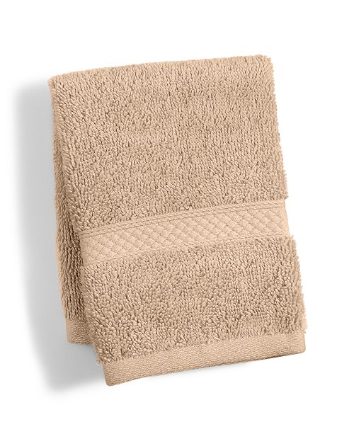 "Charter Club 13"" x 13"" Elite Hygro Cotton Washcloth, Created for Macy's"