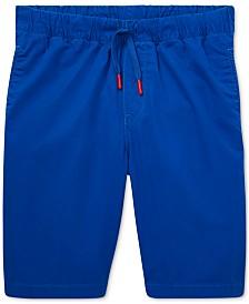 Polo Ralph Lauren Big Boys Cotton Chino Pull-On Shorts