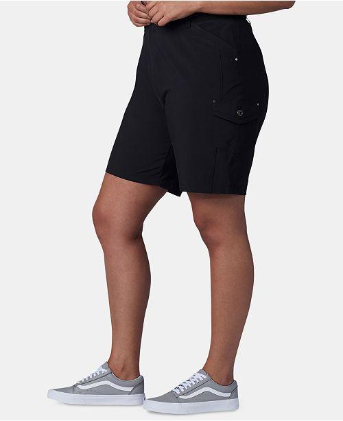 ebce1270b39 Lee Platinum Plus Size Flex To Go Bermuda Cargo Shorts - Shorts ...