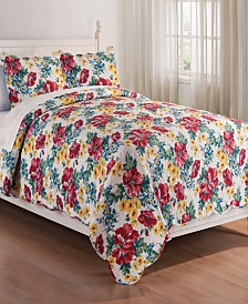 Madeline Full Queen 3 Piece Quilt Set