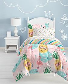 Pineapple Full/Queen Comforter Set