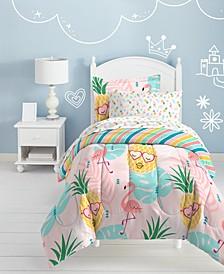 Pineapple Full/Queen Comforter Set