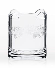 Rolf Glass Icy Pine Ice Bucket