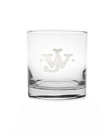 John Wayne Jw On The Rocks 11Oz - Set Of 4 Glasses