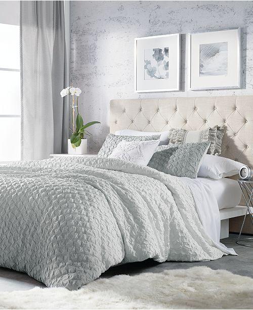 Microsculpt Ombre Honeycomb Comforter Set