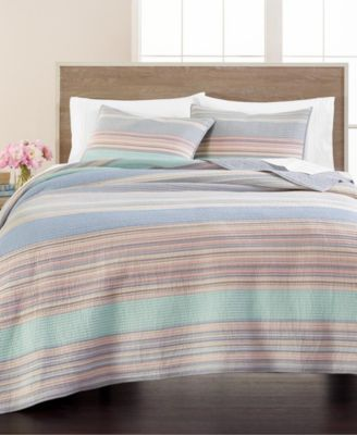 Stillwater Cove Twin Quilt, Created for Macy's