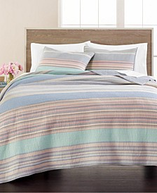 Stillwater Cove Quilt and Sham Collection, Created for Macy's