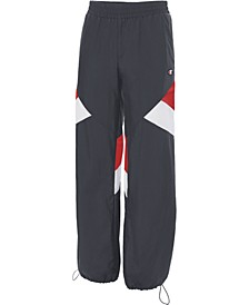 Colorblocked Warm-Up Pants