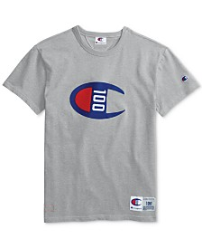 Champion Century Cotton Logo T-Shirt
