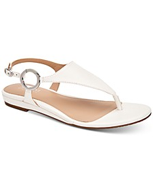 Women's Hayyden Hooded Thong Sandals, Created for Macy's