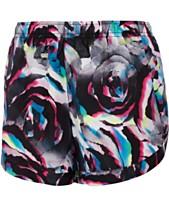 6ac25257689 adidas Little Girls Printed Training Shorts