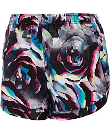 adidas Big Girls Printed Training Shorts