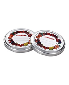 Canning Lids, 10 pack