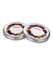 Household Essentials Canning Lids, 10 pack
