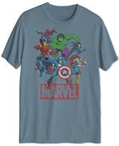 df98b82f0 Marvel Vintage Group Men's Graphic T-Shirt
