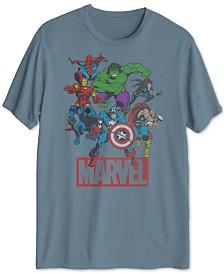 Marvel Vintage Group Men's Graphic T-Shirt