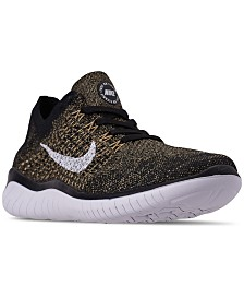 639345f360eb Nike Men s Free RN Flyknit 2018 Running Sneakers from Finish Line