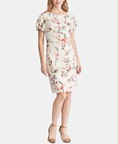 edcb3d77d987 Ralph Lauren Petite Clothing - Dresses & More - Macy's