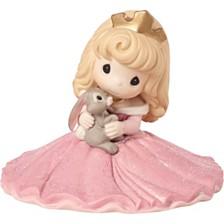 Precious Moments Disney Showcase Collection Some Bunny Special Aurora Bisque Porcelain Figurine 183074