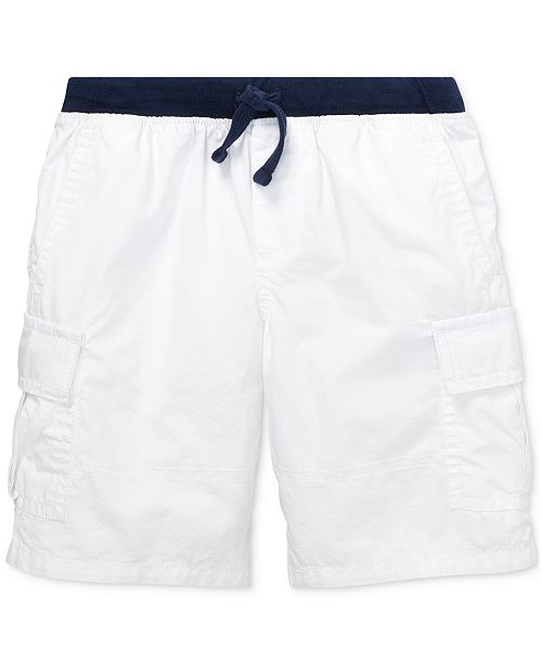 1d5a2478e64 Polo Ralph Lauren Little Boys Cotton Pull-On Cargo Shorts   Reviews ...