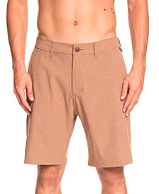 Quiksilver Men's Heather Amphibian Board Shorts