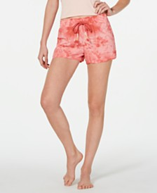 Jenni Printed Lightweight Pajama Shorts, Created for Macy's