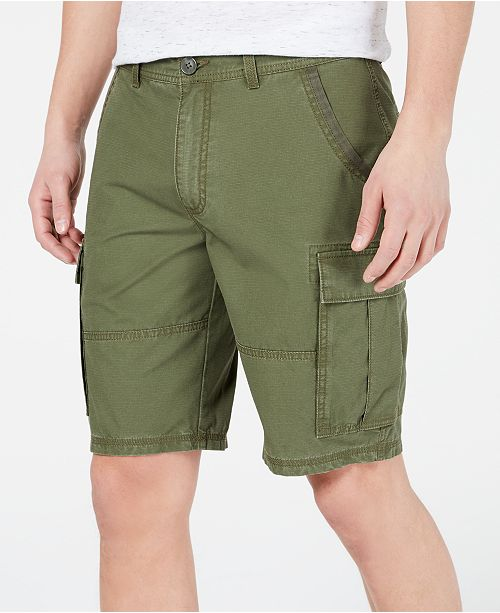 American Rag Men's Lightweight Cargo Shorts, Created for Macy's