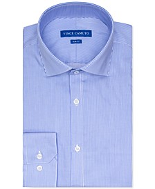 Men's Slim-Fit Dress Shirt