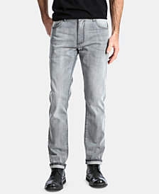 Wrangler Men's Slim Tapered  Larston Jeans