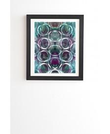 Deny Designs Sea Jewels Framed Wall Art