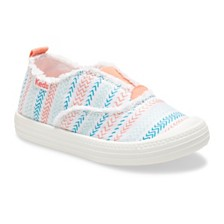 Keds Toddler & Little Girls Break-Point Slip On Sneaker