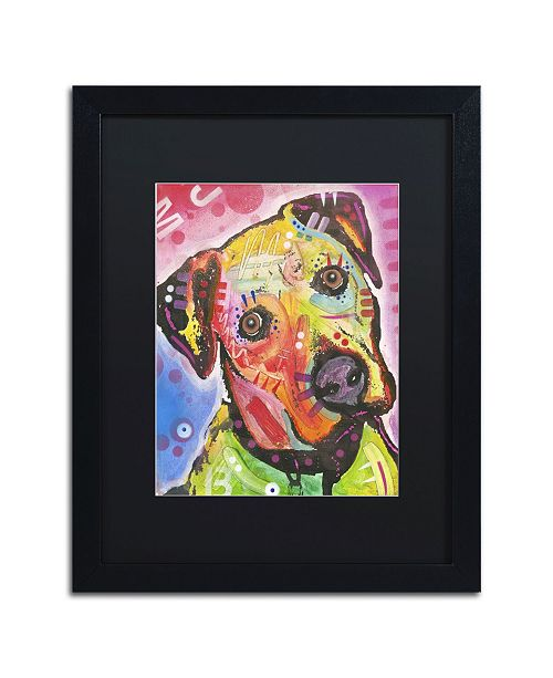 "Trademark Global Dean Russo 'Innocent' Matted Framed Art - 16"" x 20"" x 0.5"""