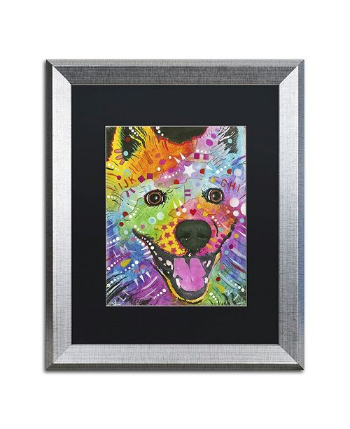 """Trademark Global Dean Russo '01' Matted Framed Art - 20"""" x 16"""" x 0.5"""""""