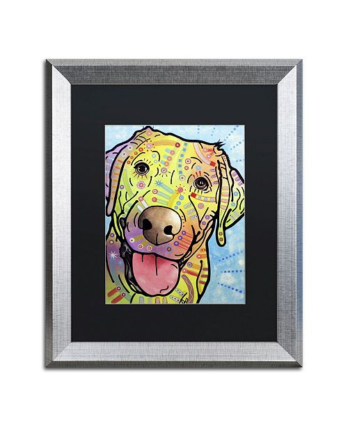 "Trademark Global Dean Russo 'Sunny' Matted Framed Art - 20"" x 16"" x 0.5"""