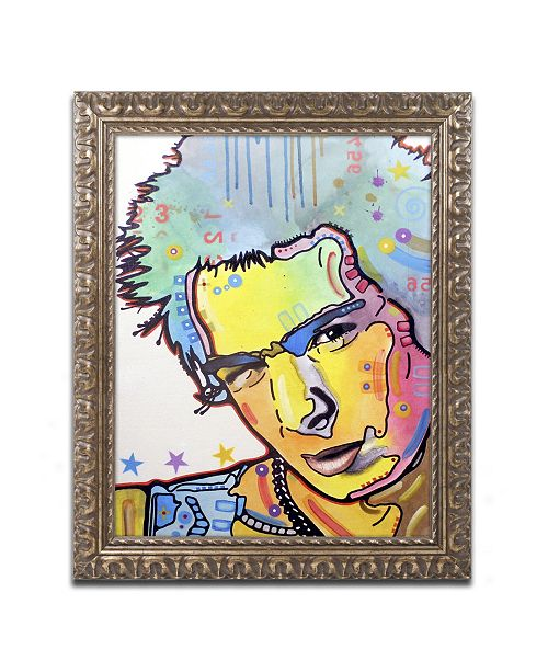"Trademark Global Dean Russo 'Sid' Ornate Framed Art - 14"" x 11"" x 0.5"""