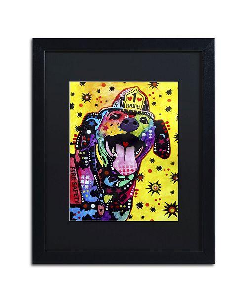 "Trademark Global Dean Russo 'Sparkles' Matted Framed Art - 16"" x 20"" x 0.5"""