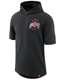 Nike Men's Ohio State Buckeyes Short Sleeve Shooter T-Shirt