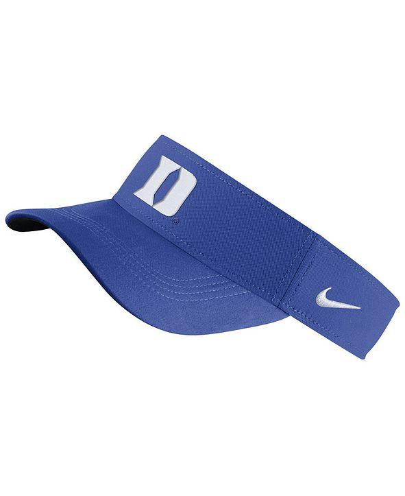 Nike Duke Blue Devils Dri-Fit Visor