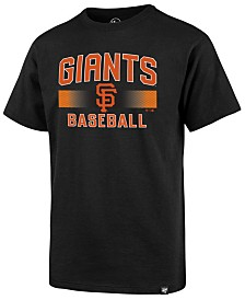 '47 Brand Big Boys San Francisco Giants Rival Slugger T-Shirt
