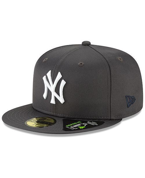 New Era New York Yankees Recycled 59FIFTY Fitted Cap