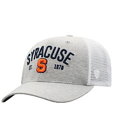 Top of the World Syracuse Orange Notch Heather Trucker Cap