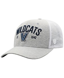 Top of the World Villanova Wildcats Notch Heather Trucker Cap