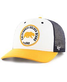 the best attitude 1a35e 0c548  47 Brand California Golden Bears Swell MVP Trucker Snapback Cap.