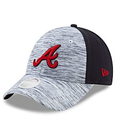 New Era Women's Atlanta Braves Space Dye 9FORTY Cap