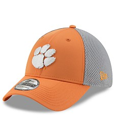 New Era Clemson Tigers TC Gray Neo 39THIRTY Cap