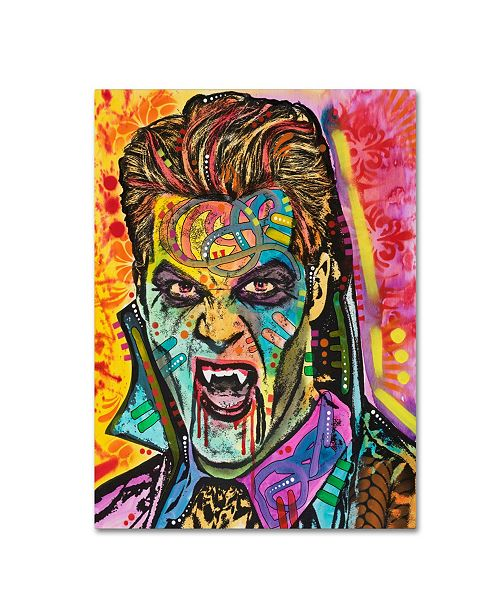 "Trademark Global Dean Russo 'Dracula' Canvas Art - 19"" x 14"" x 2"""