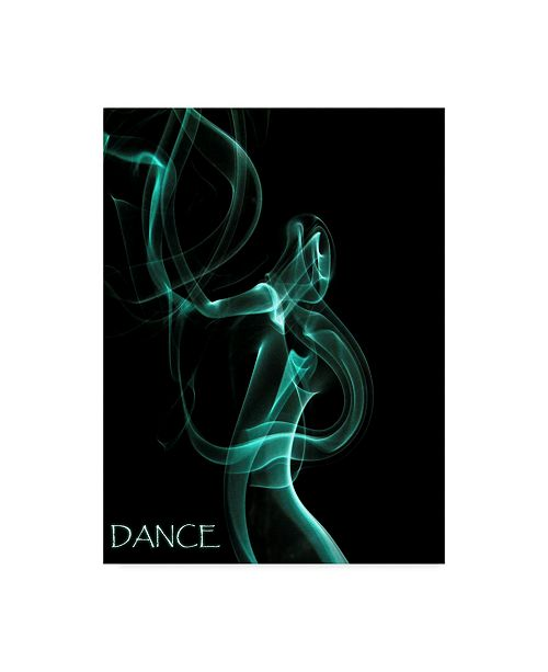 "Trademark Global Dana Brett Munach 'Dance' Canvas Art - 32"" x 24"" x 2"""